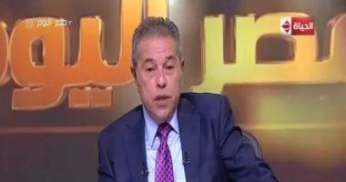 توفيق عكاشة: المنطقة ستشهد أحداثاً فى غاية الخطورة خلال شهر رمضان