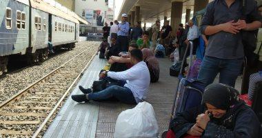 السكة الحديد تبدأ غدا طرح مقاعد قطارات العيد الإضافية للحجز