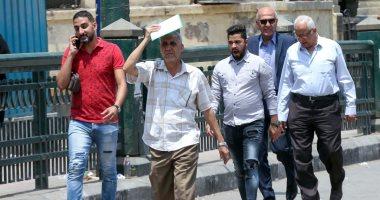 طقس الغد شديد الحرارة والعظمى بالقاهرة 38 درجة