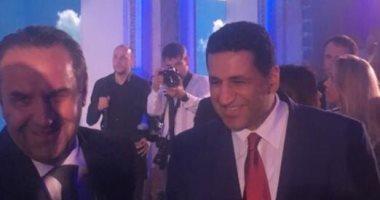 سفير مصر بصربيا يشارك فى حفل إطلاق خط للطيران المباشر بين القاهرة وبلجراد