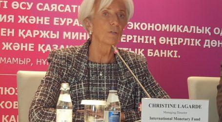كريستين لاجارد: الاقتصاد المصرى يشهد طفرة وانتعاشًا بالمرحلة الحالية