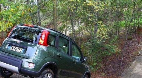 طريقة ركن السيارة على المنحدرات