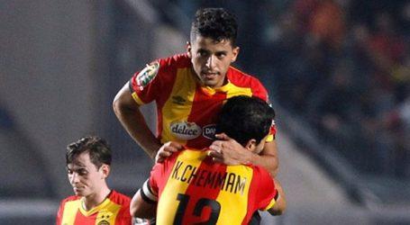 الترجي 1-0 الوداد .. تفوق تونسي وتحفظ مغربي في شوط أول مثير .. فيديو