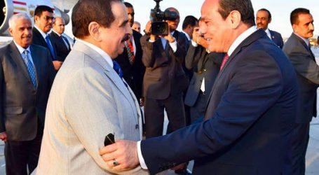الرئاسة: زيارة ملك البحرين لمصر لبحث تعزيز العمل العربى المشترك