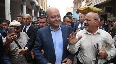 العاهل الأردني يستقبل الرئيس العراقي في زيارة رسمية للمملكة