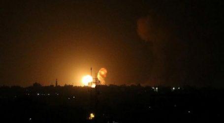 سقوط صاروخين قرب السفارة الأمريكية وسط بغداد