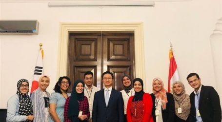 اختيار 11 مصريا كمراسلين شرفيين لسفارة كوريا الجنوبية في مصر