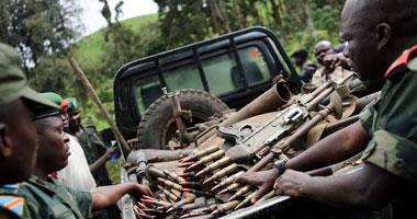 جيش الكونغو: مقتل 26 متمردا فى مواجهات بالرصاص بمنطقة تفشى الإيبولا