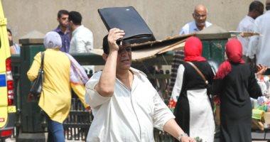 الأرصاد: ارتفاع الحرارة من الغد لنهاية الأسبوع والعظمى بالقاهرة تصل 40 درجة