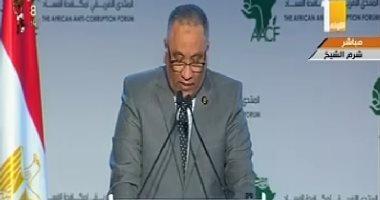 رئيس هيئة الرقابة الإدارية: الفساد عدو الشعوب الأكبر فى القارة الإفريقية