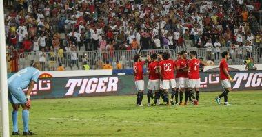 فيديو.. مصر تسجل أول أهداف أمم أفريقيا 2019 بأقدام تريزيجيه