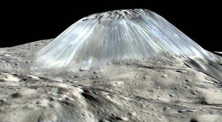 """""""ناسا"""" تكشف عن صورة لجبل """"لم تر البشرية مثله"""""""