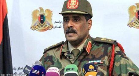المسماري: القيادة العامة للقوات الليبية لم تصدر أي بيان بخصوص التهديدات التركية