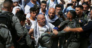 الاحتلال الإسرائيلى يعتقل 421 فلسطينيا خلال مايو الماضى