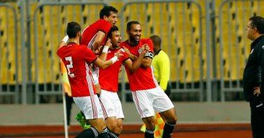 مصر تفوز 1 / 0 على تنزانيا ودياً بهدف المحمدي