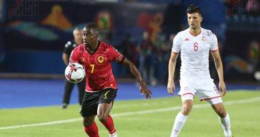 تونس تتعادل أمام أنجولا بهدف لكل منهما (فيديو)