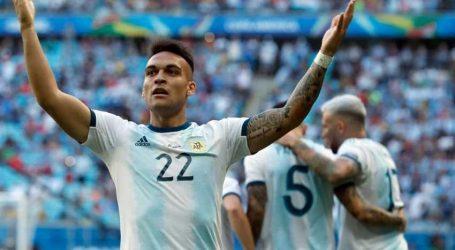 بالصور …… الأرجنتين تهزم قطر وتتأهل لربع نهائي كوبا أمريكا .. وبارجواي تخسر من كولومبيا