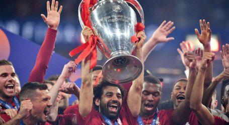 أول تعليق لمحمد صلاح بعد التتويج بدوري أبطال أوروبا
