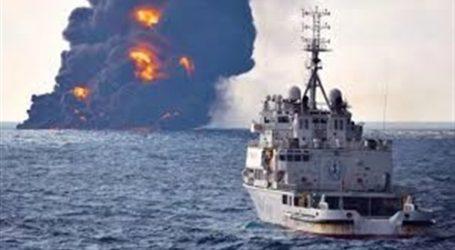 الأسطول الخامس الأمريكى يؤكد تقديم الدعم لناقلتى نفط بحر عمان