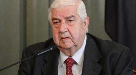 وزير الخارجية السوري : تركيا تحمي الإرهابيين في إدلب