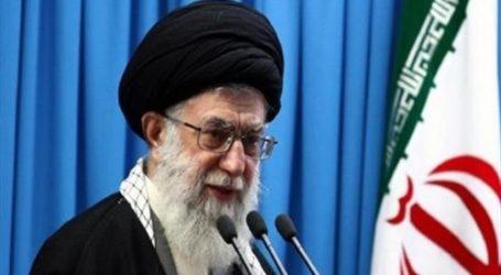 مرشد إيران يقترح إجراء استفتاء حول نظام الحكم في فلسطين