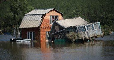مصرع 22 شخصا وإصابة 2500 آخرين جراء فيضانات سيبيريا