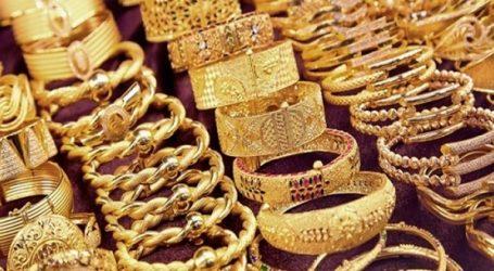 الذهب يتراجع 6 جنيهات وهبوط عالمي فى أسعاره