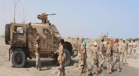 الجيش اليمني يستعيد مواقع من الحوثيين شمال الضالع