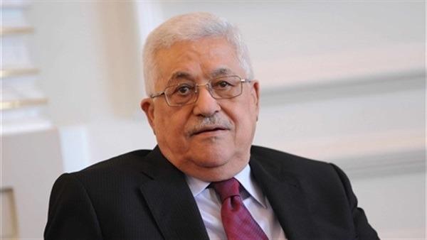 الرئيس الفلسطيني محمود عباس أبومازن