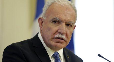 وزير الخارجية الفلسطيني: القرارات الأمريكية الأخيرة تشجع الاستيطان الإسرائيلي