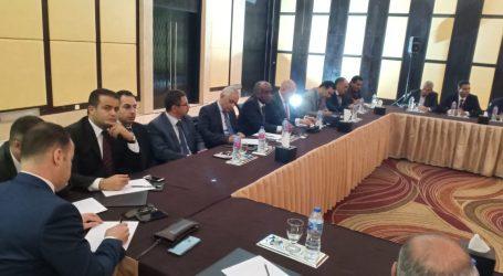 أعضاء البرلمان الليبيون يتفقون بالقاهرة على تفعيل دور مجلس النواب.. البيان الختامى يدعو لعقد جلسة تبحث لتشكيل حكومة وحدة وطنية ووضع خارطة للحل.. ويؤكدون على مدنية الدولة الليبية والمحافظة على المسار الديمقراطى