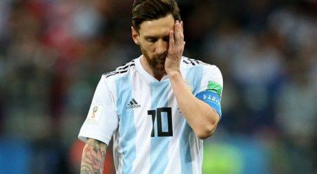 بعد انتقاده أداء الحكام في كوبا أمريكا.. حرمان ميسي من اللعب في منتخب الأرجنتين