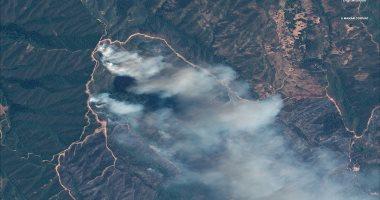 حرائق الغابات فى الجزائر تتلف أكثر من 4 آلاف هكتار منذ بداية موسم الصيف