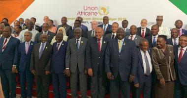 نص كلمة وزير الخارجية بافتتاح الدورة الـ35 للمجلس التنفيذي للاتحاد الأفريقيى بالنيجر