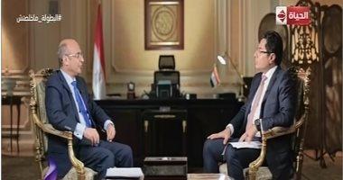 وزير شئون النواب: مصر فى عصرها الذهبى لحل المشكلات المزمنة بعيدا عن المسكنات