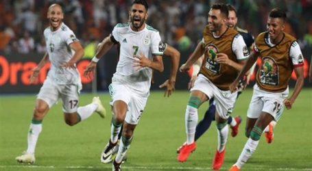 الاتحاد الجزائري يرصد مكافآت ضخمة للاعبين حال التتويج بكأس الأمم الأفريقية