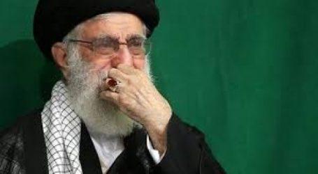 """خامنئي: """"صفقة القرن"""" مؤامرة لتدمير الهوية الفلسطينية باستخدام المال"""