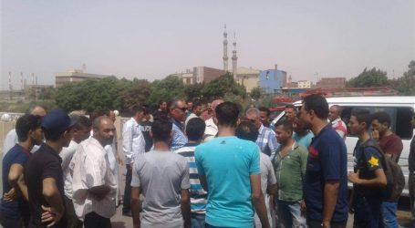 ضبط 3 سيارات مخالفة في حملة على مواقف السيارات بشبرا الخيمة