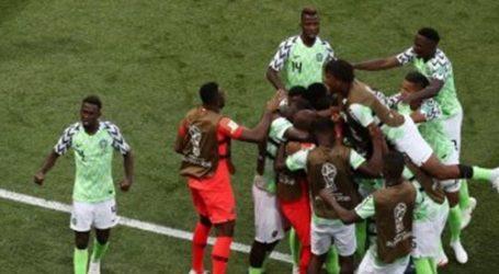 شوكويزي يحرز الهدف الأول لنيجيريا في شباك جنوب أفريقيا