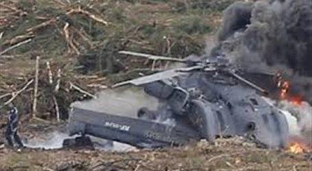 تحطم هليكوبتر عسكرية شمال ألمانيا