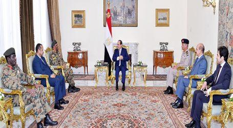 تعرف على الجهود المصرية لتثبيت السلم والاستقرار في السودان