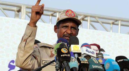 المجلس العسكري السوداني يكشف عن محاولة انقلاب فاشلة