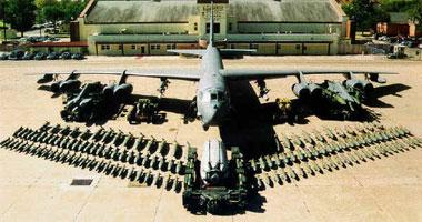 تقرير عسكرى يكشف بالخطأ عن مواقع سرية لرؤوس نووية فى أوروبا
