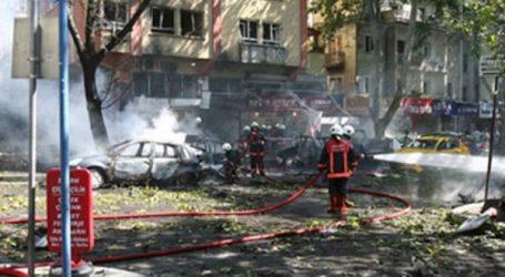 الدنمارك: انفجار في مقر وكالة الضرائب بالعاصمة كوبنهاجن