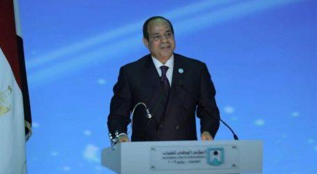 بالفيديو.. الرئيس السيسي يوجه رسالة إلى الشباب