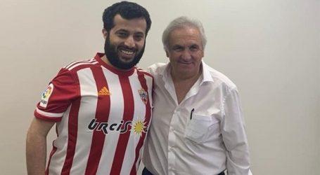 تركي آل الشيخ يعلن شراء نادي آلميريا الإسباني