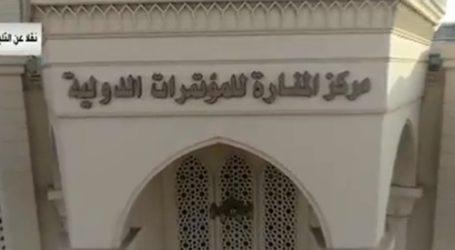 انطلاق مراسم احتفال مصر بعيد العلم بحضور السيسي
