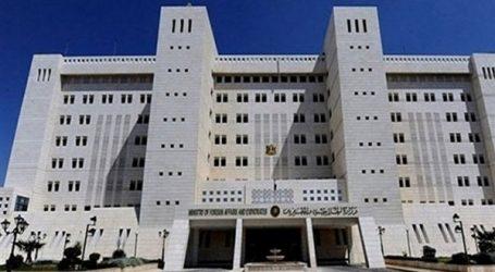سوريا ترفض الاتفاق الأمريكي التركي حول إنشاء منطقة آمنة