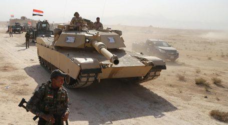 """القوات العراقية تقتحم آخر معاقل """"داعش"""" قرب الأردن وسوريا"""