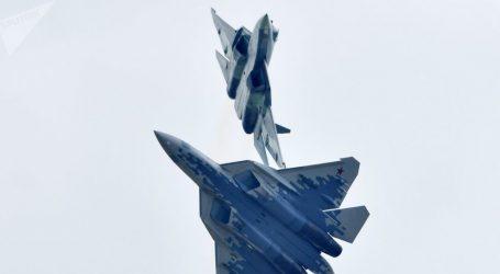 """روسيا وتركيا تبحثان توريد مقاتلات """"سو-57"""" و """"سو-35"""""""